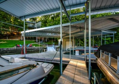 residential dock lake of the ozarks