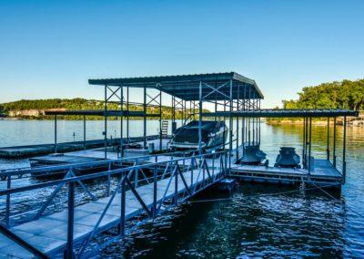 2 well dock